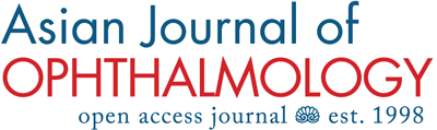 Asian Journal of Ophthalmology